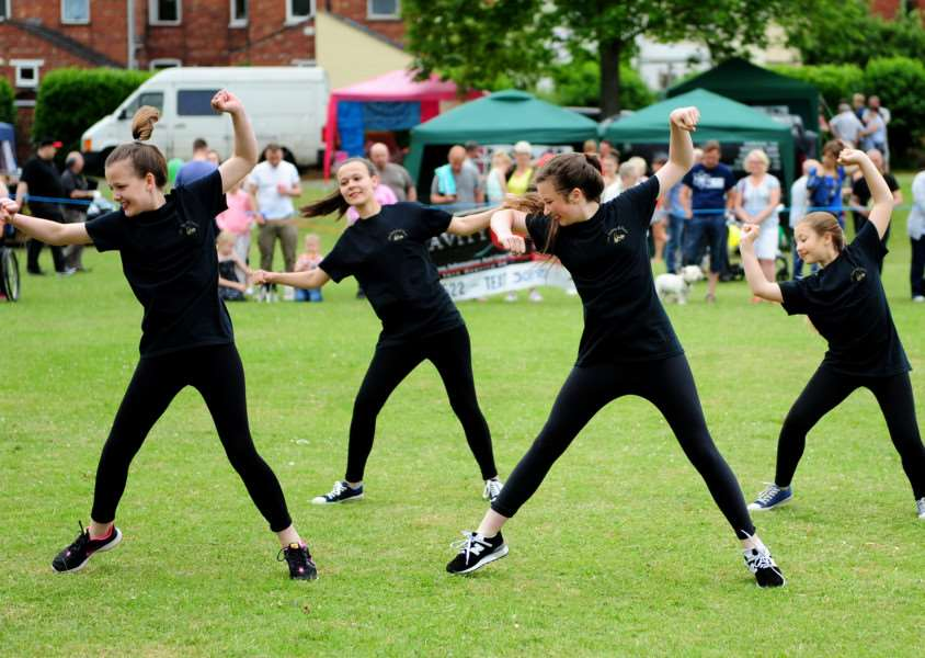 Dysart Park Fun Day: Elite Academy of Dance