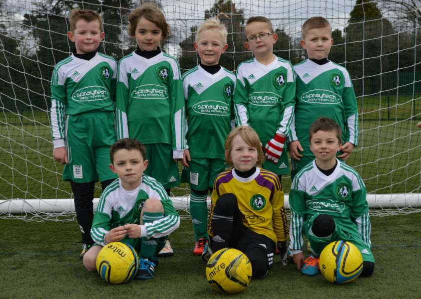 Barrowby Blades under-sevens