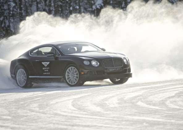 Bentley Power on Ice, Finland. PA Photo/Handout. c2b14b56-2dcf-4cc8-9d31-8200e594