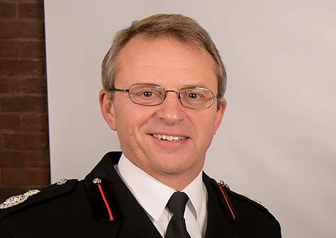Nick Borrill has been appointed Chief Fire Officer by Lincolnshire County Council.