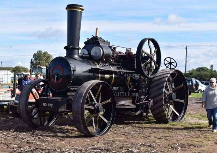Steam engine exhibition will form part of Grantham Steam and County Show.