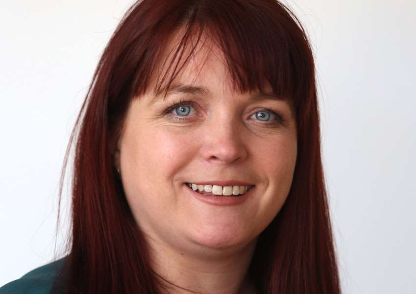Katie Bland who works for Persimmon Homes in Peterborough.''Photo: Richard Marsham/RMG Photography (Tel : 07798 758711)