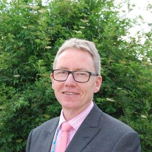 Andrew Morgan is joining ULHT as temporary chief executive. (11052035)