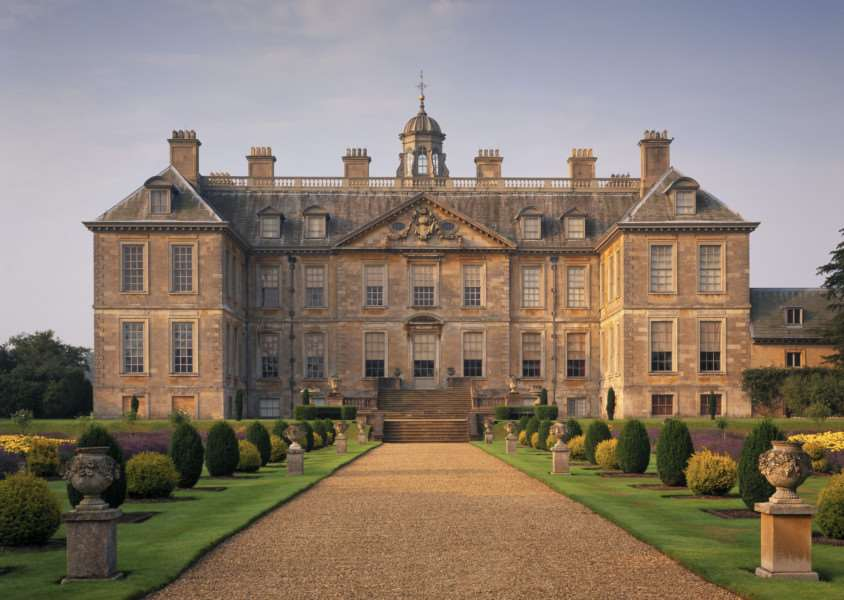 Belton House, a Restoration country house built 1685-88. Photo: Andrew Butler
