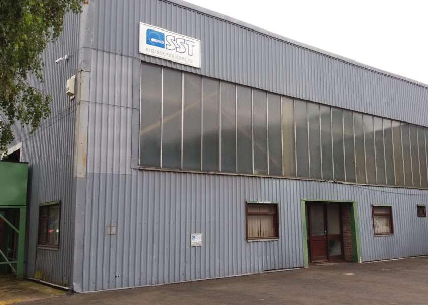 SST Process Engineering in Grantham.