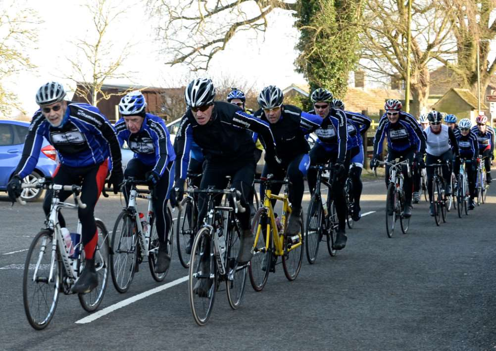 Witham Wheelers second reliability trial. Photo: Alan East