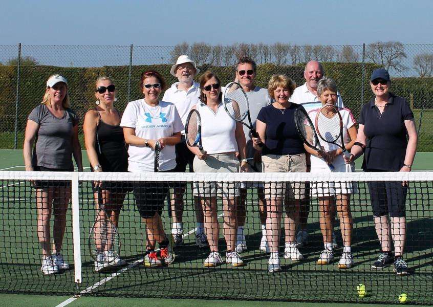 Belvoir Vale Tennis Club