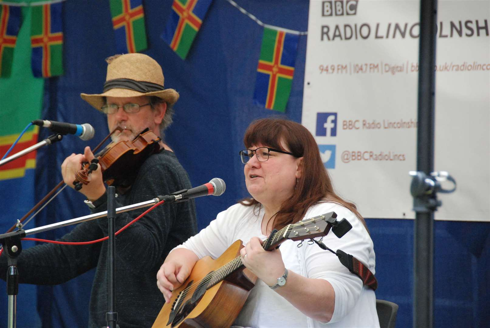 Day of Lincolnshire Folk Music & Dance. (14952363)