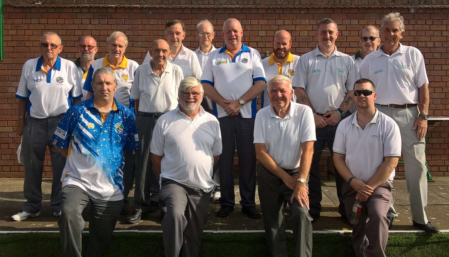 Grantham and District Bowls Association (3229694)