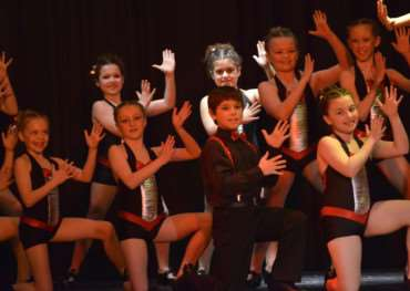 Colsterworth Festival of Performing Arts. The Dance Academy. Photo: Big Image Photography