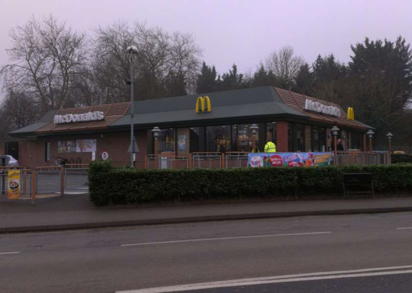 McDonald's in Grantham