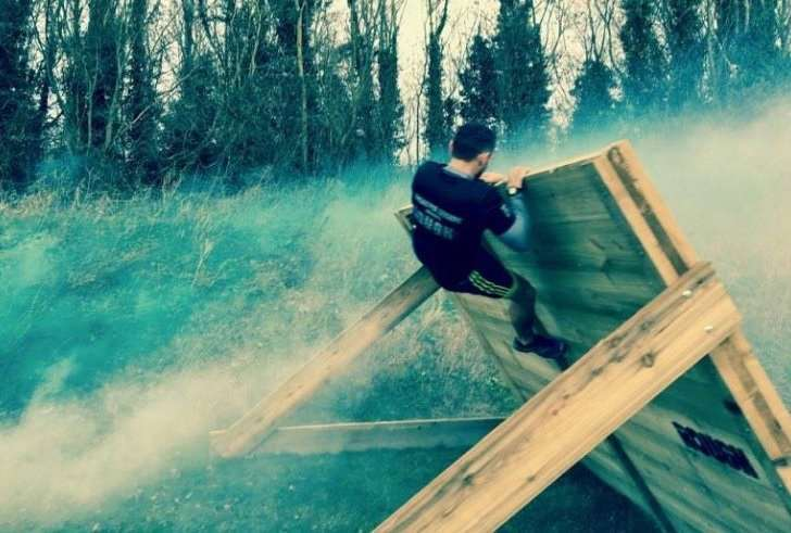 Take on the 'Obstacle Mud Run' in Ancaster, in aid of the Lincs and Notts Air Ambulance.