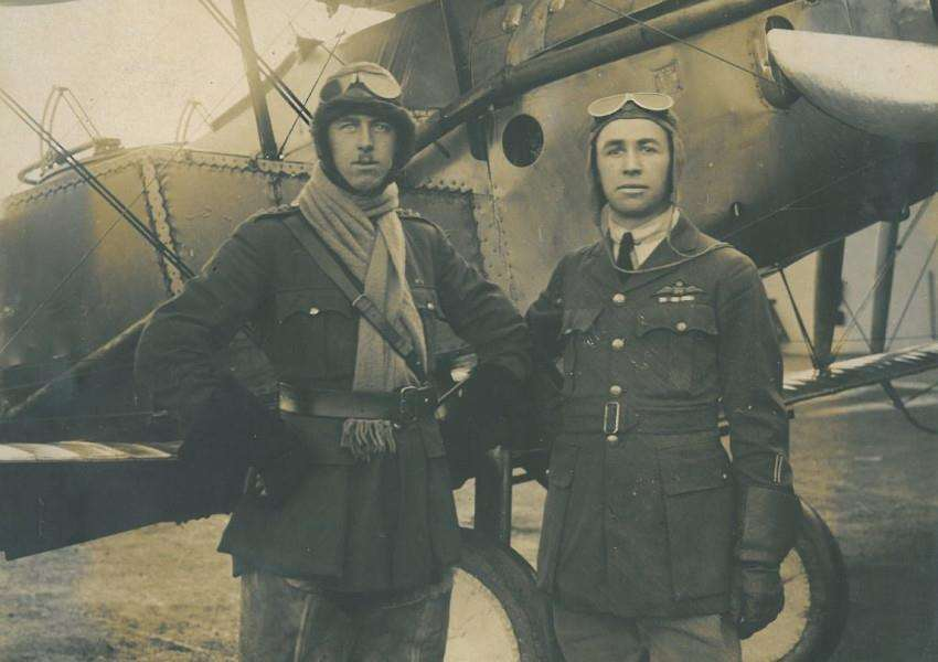 Airmen in World War One