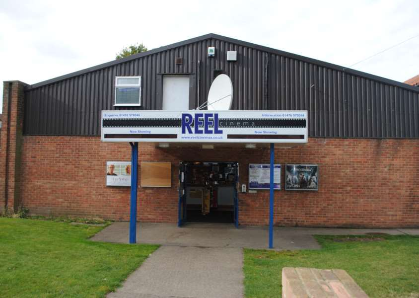 The Reel cinema in Grantham. ENGEMN00120120919162902