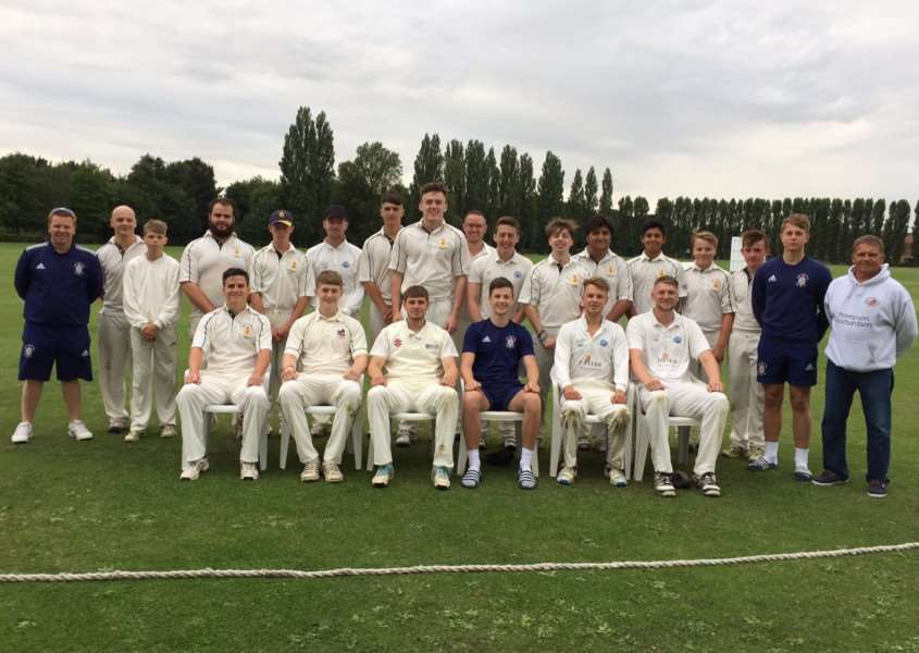 King's School v Old Boys T20