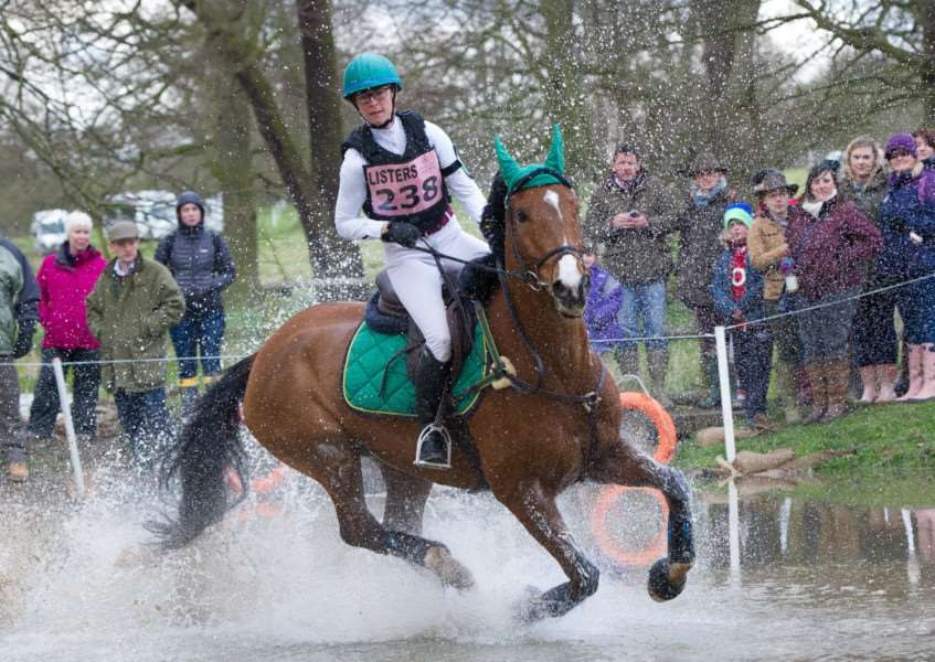 Belton International Horse Trials. Photo: Adam Fanthorpe