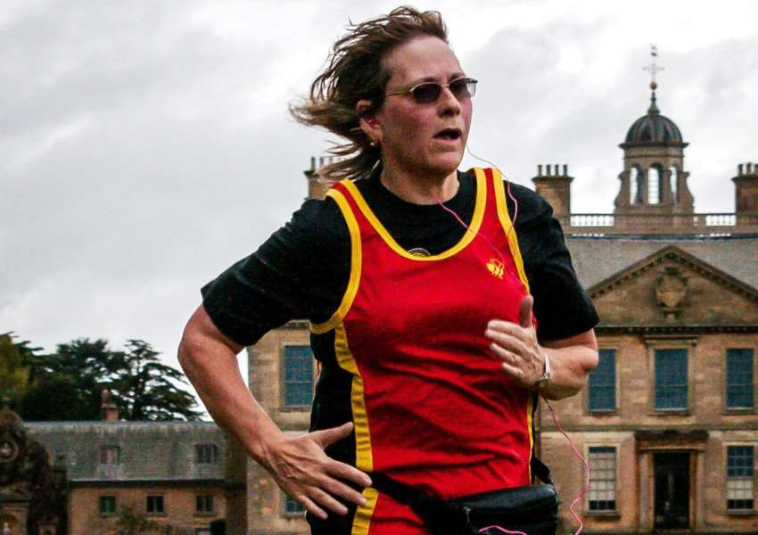 Dona Hall smashed her 5km parkrun personal best.