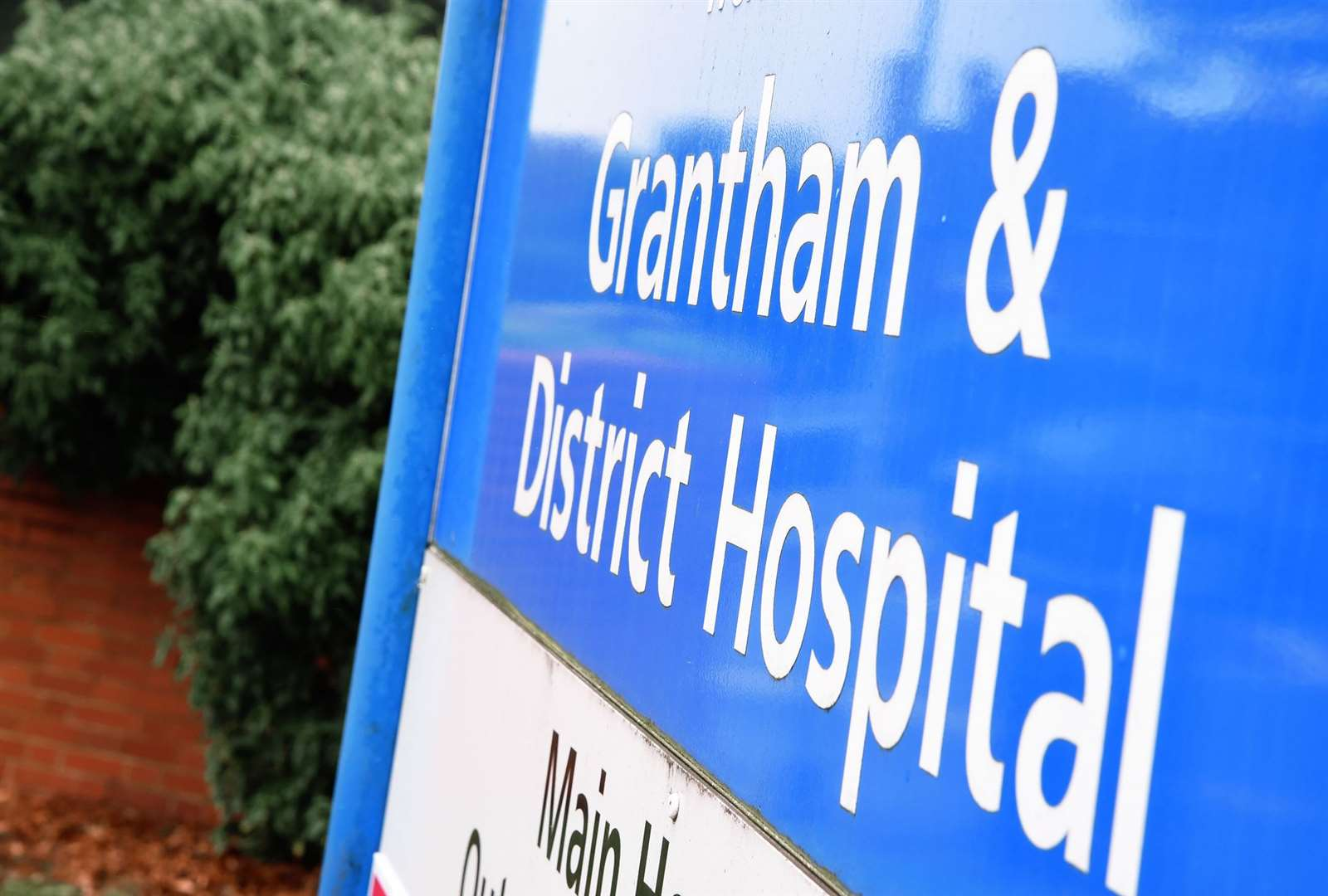 A rehabilitation ward will be opened at Grantham Hospital. (43124827)