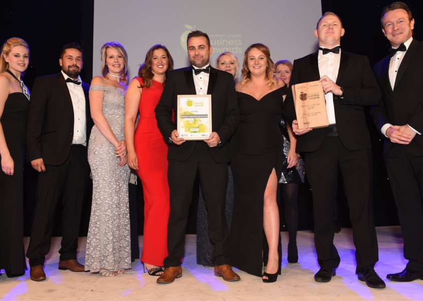 Grantham Journal Business Awards 2017