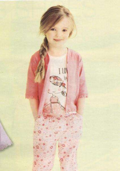Bella Lindsey in Matalan's latest catalogue.