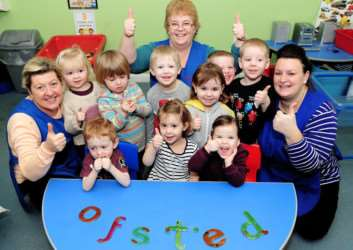 South Witham Playgroup has received a 'good' Ofsted report.