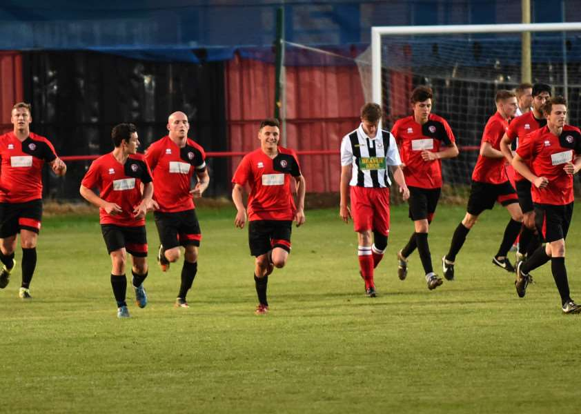 Harrowby United will face new opposition.