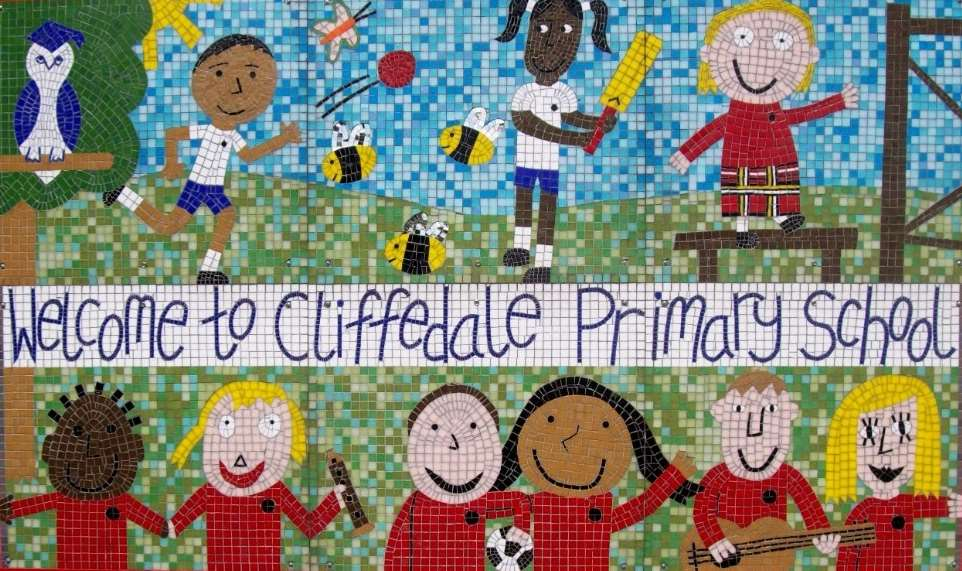 "Cliffedale Primary School wants its pupils to ""be the best that you can be!"""