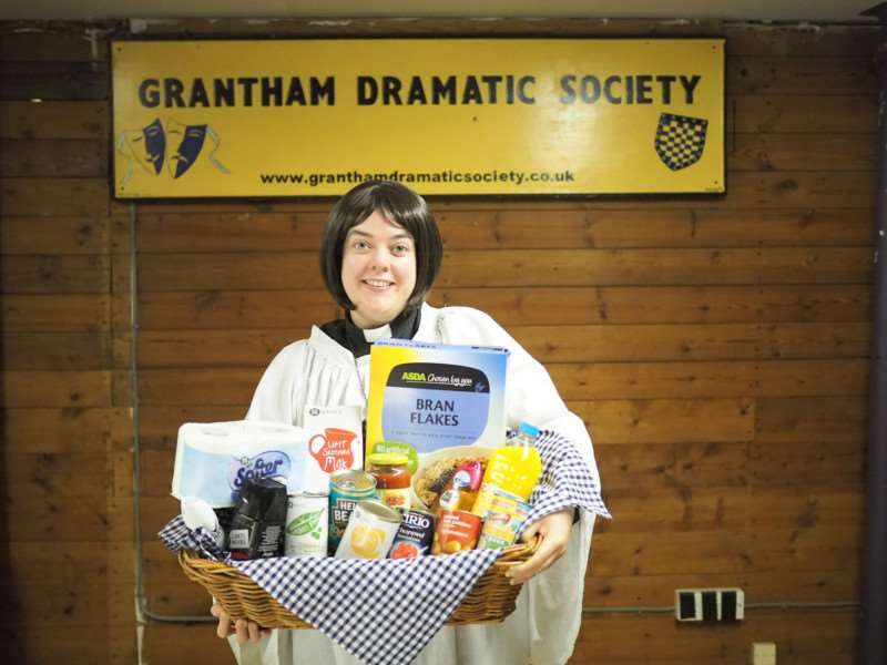 Grantham Dramatic Society's production of The Vicar of Dibley.