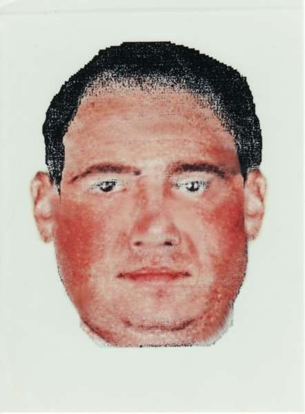 An efit of a man produced during the investigation into the murder of Julie Pacey.
