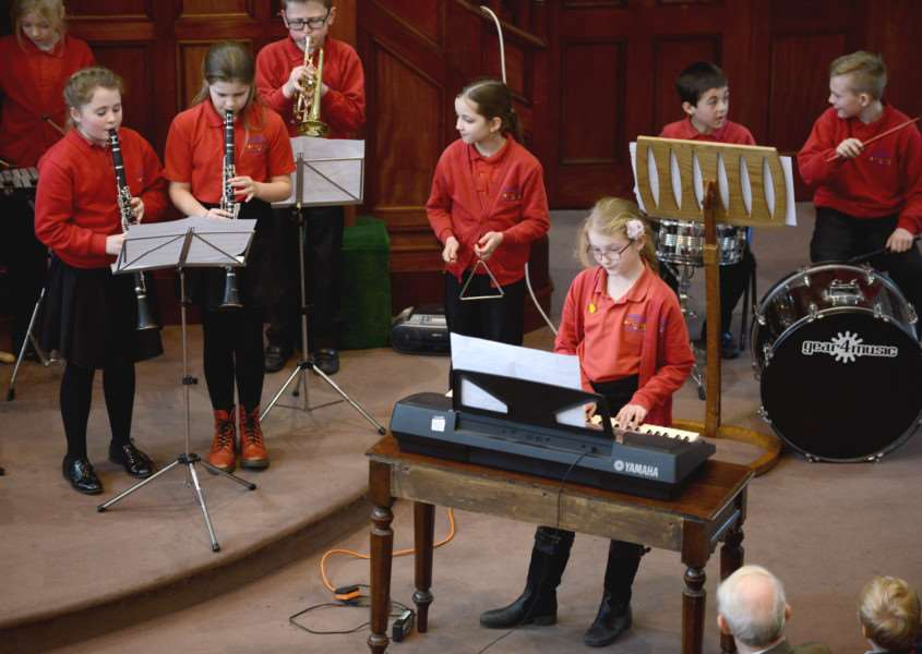 Grantham Music Festival - Long Bennington School. EMN-161103-164025001