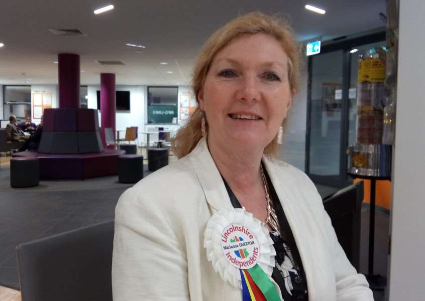 Marianne Overton - Lincolnshire Independents EMN-160912-015833001