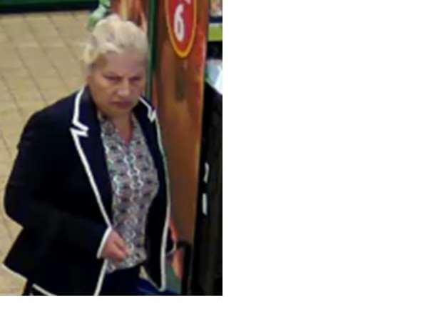 Police want to speak to this woman in relation to thefts of handbags.