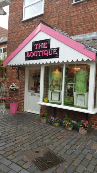 The Boutique, Grantham