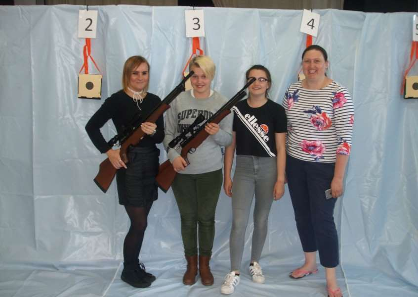 Grantham Target Shooting Club has benefited from two grants.