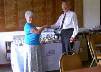 Wings Appeal coffee morning EMN-160818-095348001