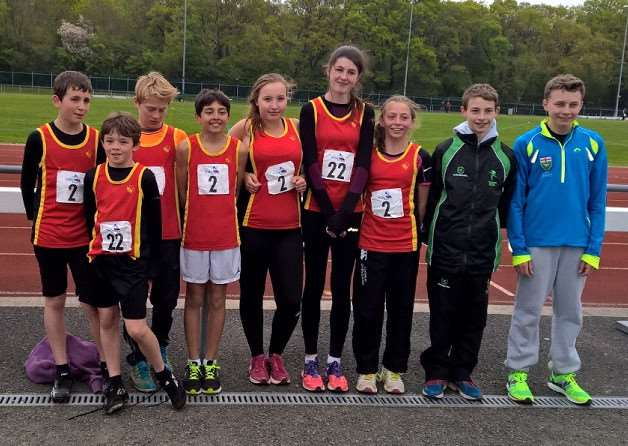 Grantham AC at Worcester