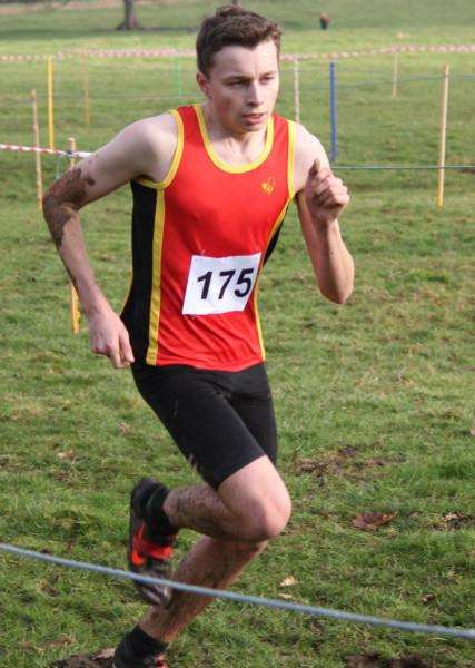 Second placed Will Tucker guided the GAC under-17 boys to county champions status.