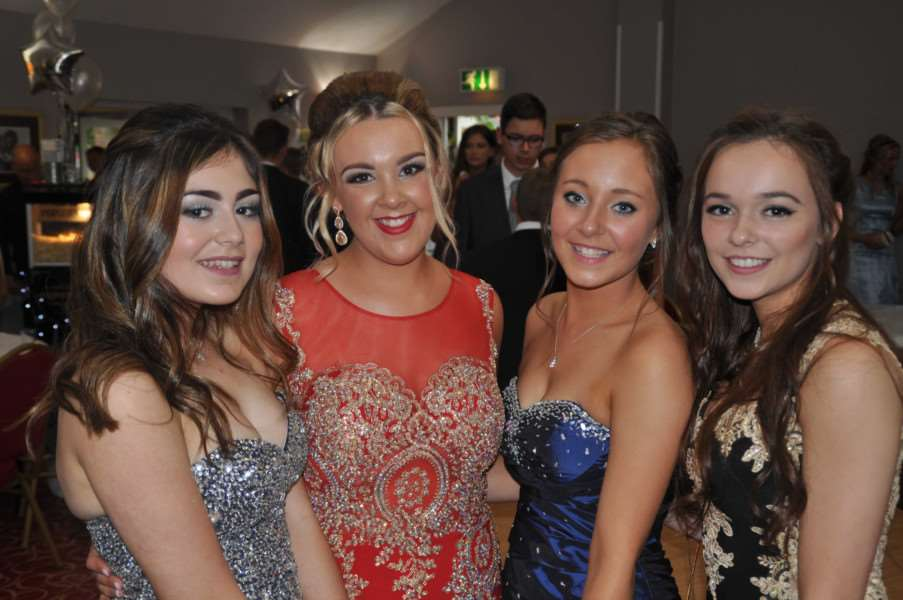 Prom time for pupils at Sir William Robertson Academy EMN-160727-102920001