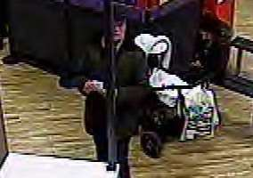 Police would like to trace the man pictured in Argos on Carter Gate, Newark, in relation to a theft in Brandon.