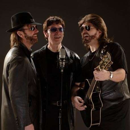 UK Bee Gees, tribute act. (9112029)