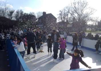 This outdoor ice rink is coming to Grantham's Urban Hotel.