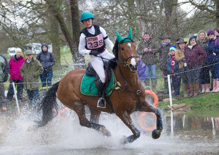 Belton International Horse Trials