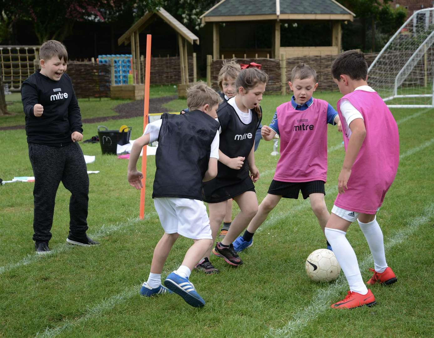 Pupils take part in Togher Trials (2778957)