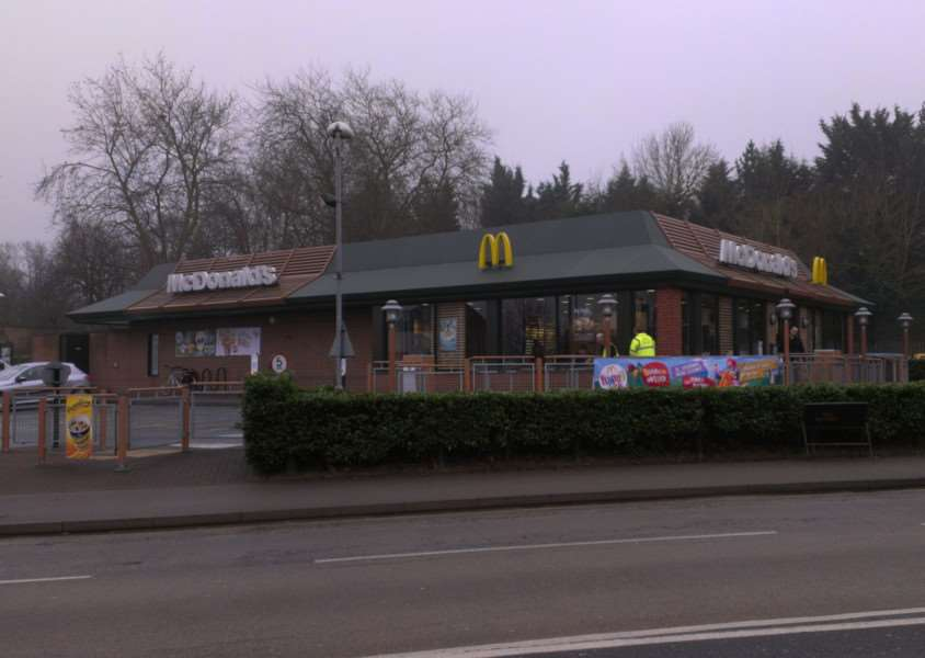 The current McDonald's at Bridge End Road in Grantham, could be joined by a second.