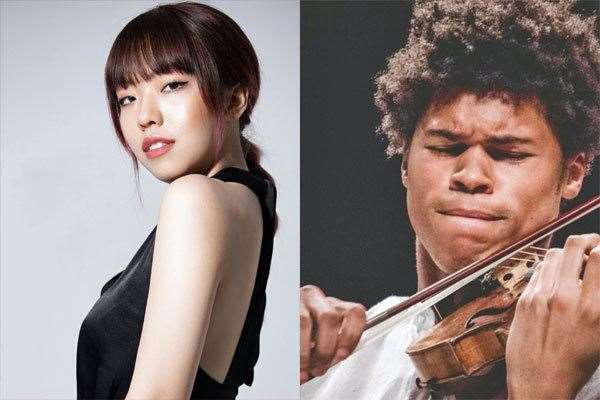 Junyan Chen and Braimah Kanneh-Mason (50571529)