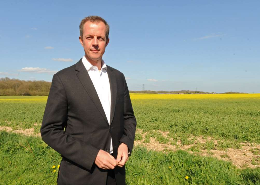 Grantham and Stamford MP Nick Boles
