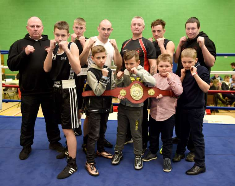 Grantham ABC show at The Meres. Photo: Toby Roberts