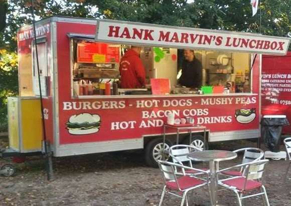 Have you seen stolen Hank Marvin's Lunchbox trailer?