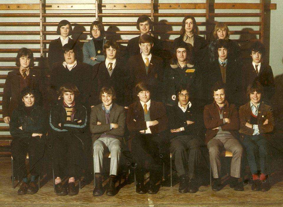 Over 40 ex-pupils turned up for the reunion earlier this month. (2684970)