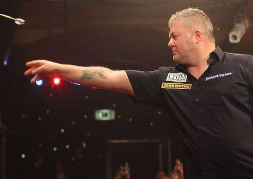 Do you fancy your chances against pro Darryl Fitton?